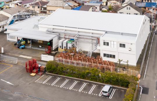 食品工場画像